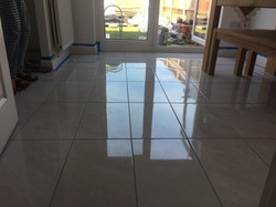 White Tiling supplied and fitted by Property Interior Services