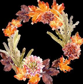 Corona di autunno