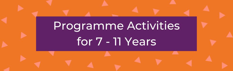 Programme Activities 7-11 Years Banner.p