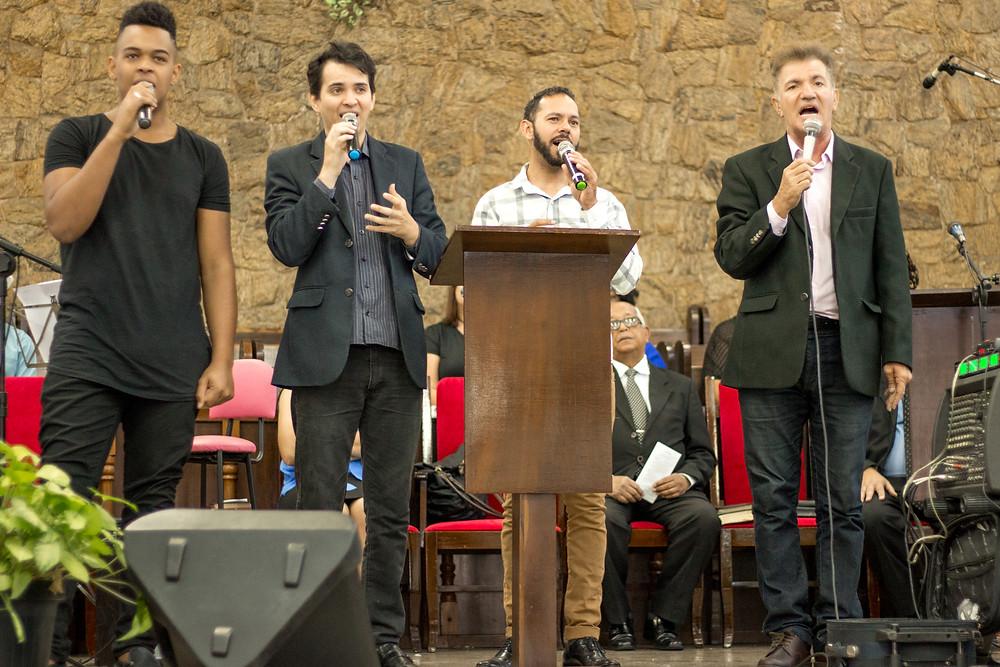 Quarteto Vida Nova