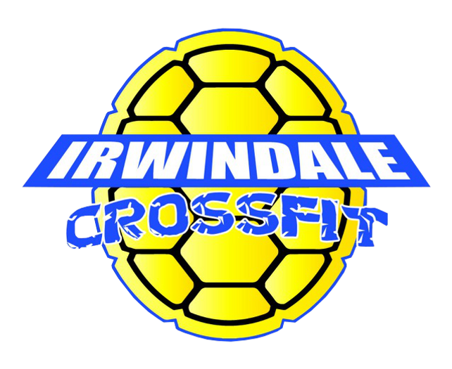 Irwindale Crossfit Logo Turtle Shell gho