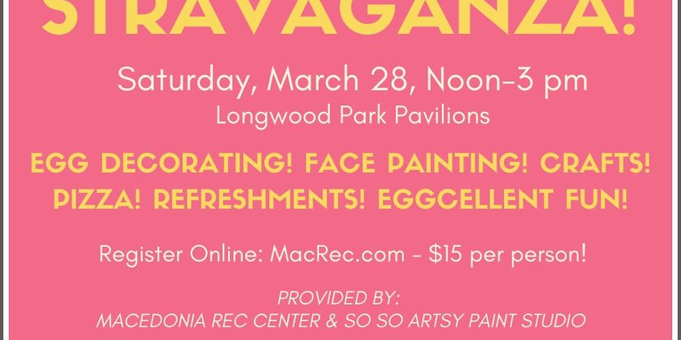 "EGGSTRAVAGANZA ""ARTS IN THE PARK"""