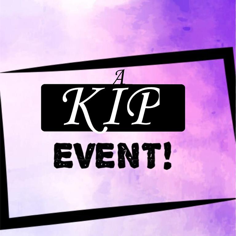 KIP Presents The Paint & Sip Network Mixer!