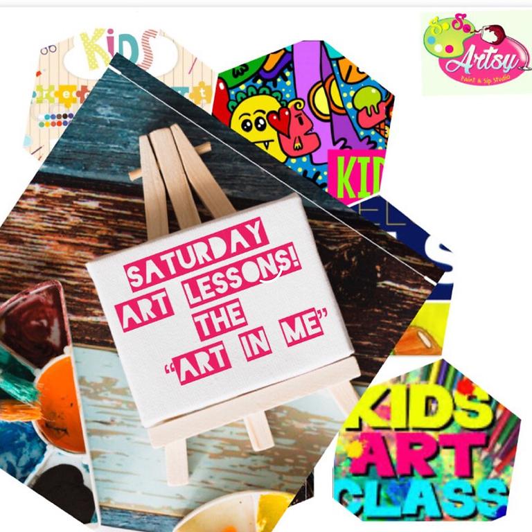 KIDS ART TIME (ART IN ME)