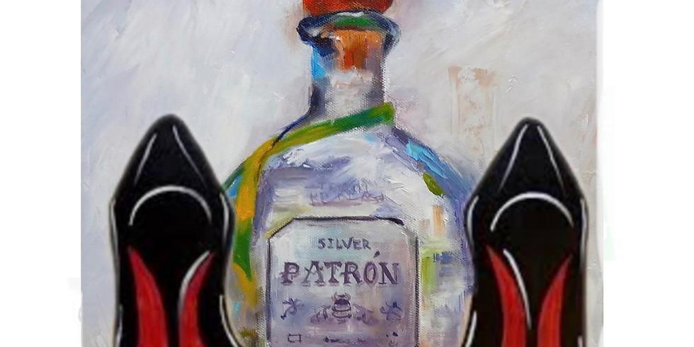 YOLONDA TAKILA GANT's Birthday Paint & Sip!