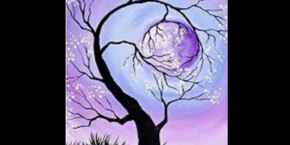 Purple Moon!