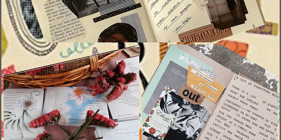 Creative Writing & Art Journaling !