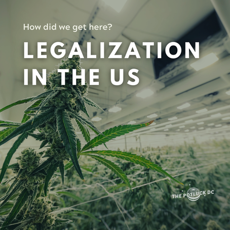Legalization in the US; How Did We Get Here?