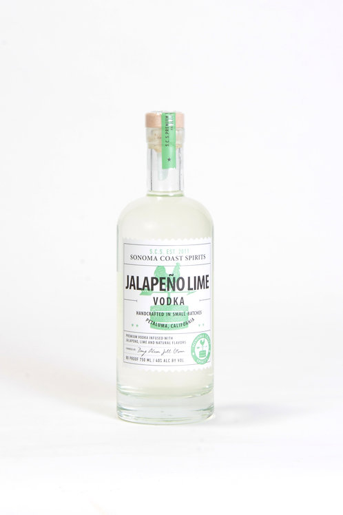 Jalapeno Lime Vodka