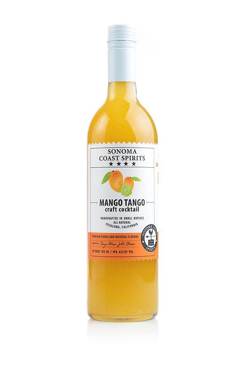 Mango Tango Craft Cocktail