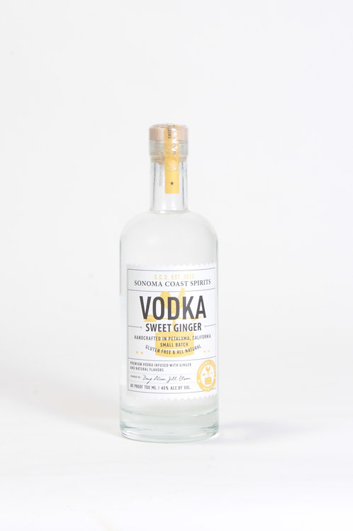 Sweet Ginger Vodka
