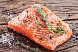 saumon frais qualité
