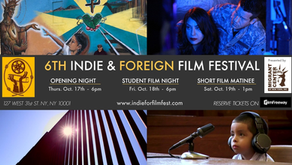 6th Indie and Foreign Film Festival starts on Thursday, Oct.17