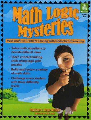 Math Logic Mysteries | hickorygrovepress