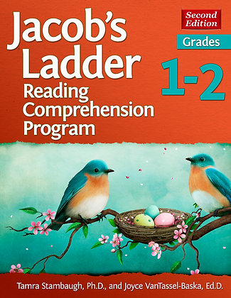 Jacob's Ladder Reading Comprehension Program Grades 1-2