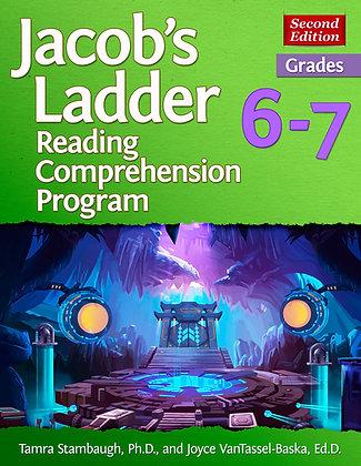 Jacob's Ladder Reading Comprehension Program Grades 6-7