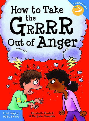 How to Take the GRRR Out of Anger