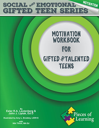 Motivation Workbook for Gifted and Talented Teens