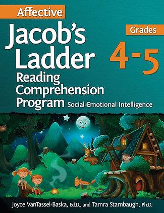 Affective Jacob's Ladder Reading Comprehension Program Grades 4-5