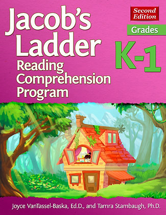 Jacob's Ladder Reading Comprehension Program Grades K-1