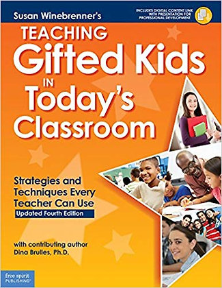 Teaching Gifted Kids in the Classroom