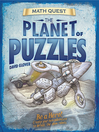 Math Quest: The Planet of Puzzles
