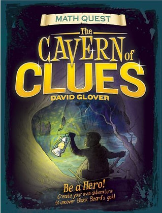 Math Quest: The Cavern of Clues