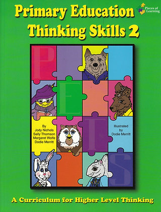 Primary Education Thinking Skills 2