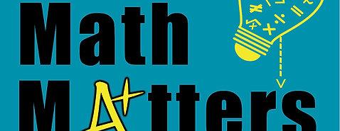 When Math Matters