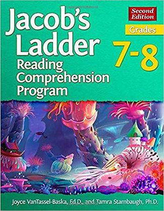Jacob's Ladder Reading Comprehension Program Grades 7-8