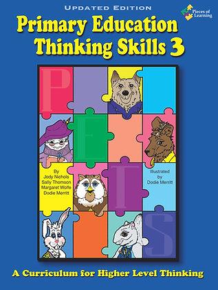 Primary Education Thinking Skills 3