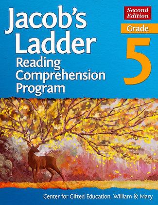 Jacob's Ladder Reading Comprehension Program Grade 5