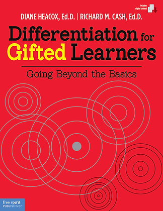 Diferentiation for Gifted Learners