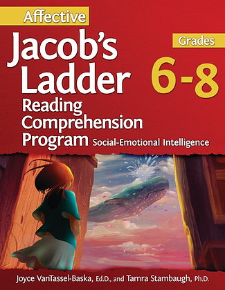 Affective Jacob's Ladder Reading Comprehension Program Grades 6-8