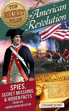 Top Secret Files: The American Revolution