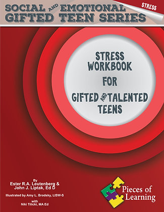 Stress Workbook for Gifted and Talented Teens