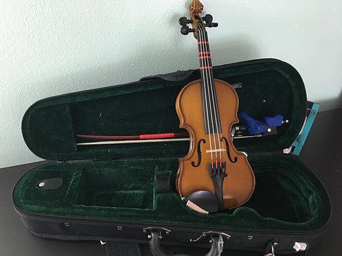 """""""Sage"""" 1/16 violin by Carlo Robelli"""