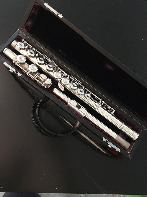 """Lemon Balm"" Pearl PF-501 Flute"