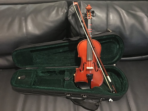 """Parsley"" 1/4 size Cremona violin"