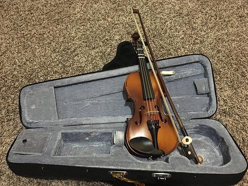 """Dill"" 1/10 unnamed brand violin"