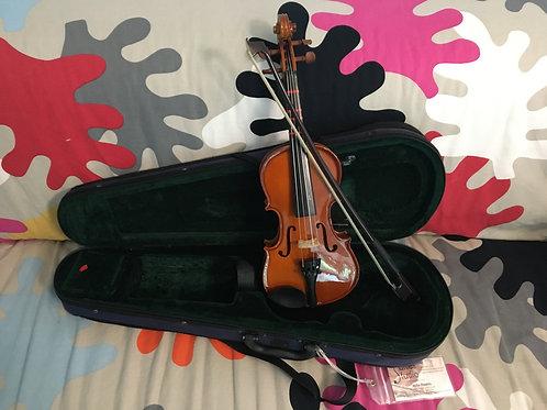 """Allspice"" 1/10 violin by Tong Ling"