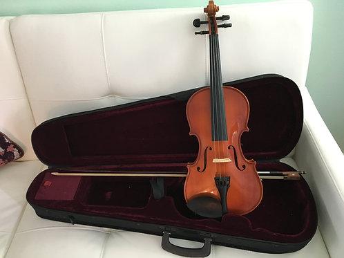 """""""Poppy"""" full size 4/4 No Name Violin"""