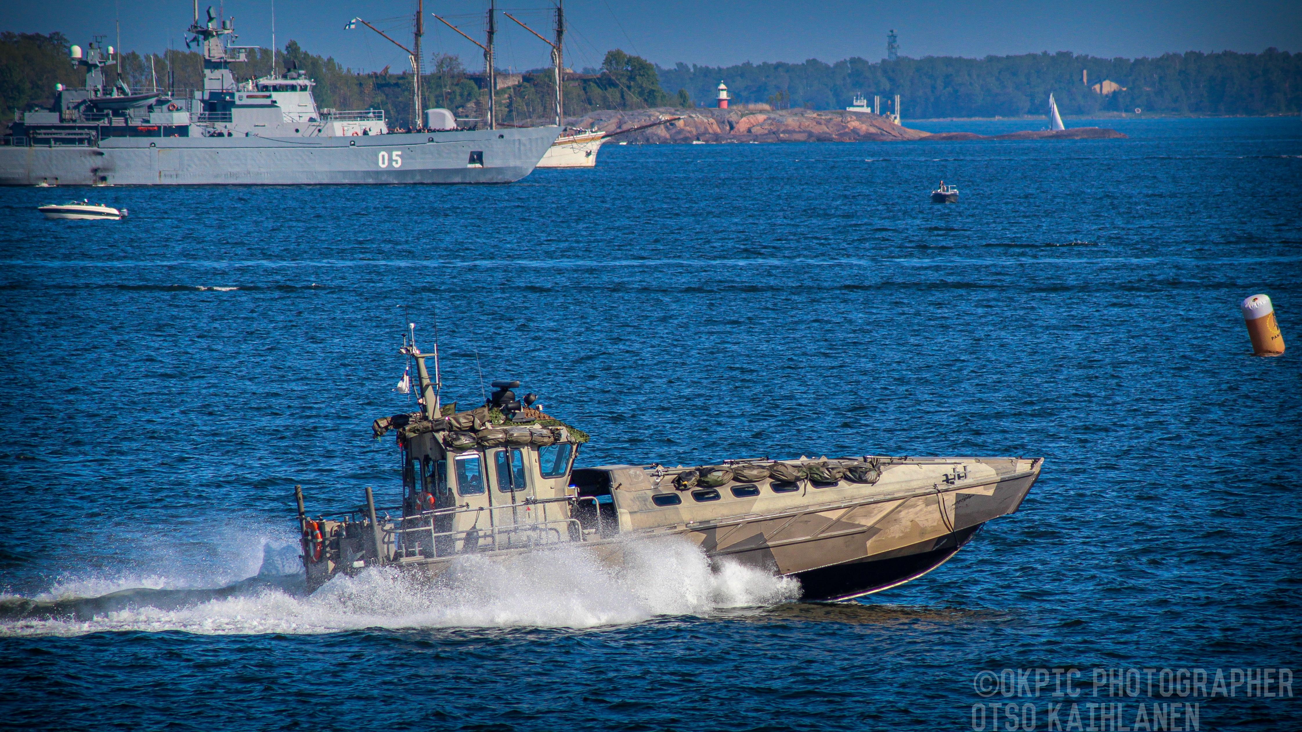 Merivoimien Jehu ja Hämeenmaa
