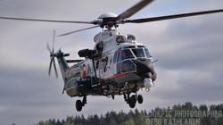 "Rajavartiolaitoksen AS332 ""Super Puma"""