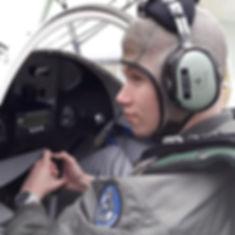 Pilot Otso Kaihlanen