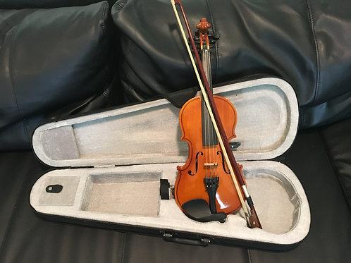 """Pepper"" 1/4 size No Name Violin"