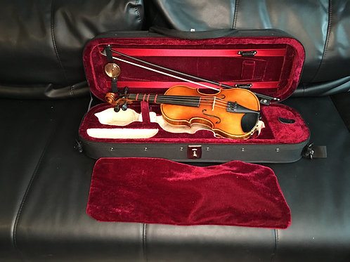 """Star Anise"" 1/10 size violin by Pfretzschner"