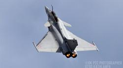 Ranskan Ilmavoimien Dassault Rafale