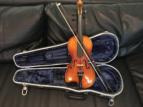 """""""Truffle"""" 1/2 size Lewis and Sons the Dancla Violin"""