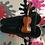 """Thumbnail: """"Allspice"""" 1/10 violin by Tong Ling"""